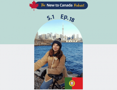 S 1 Ep 18 – Living Abroad during COVID-19 | Raquel from Portugal