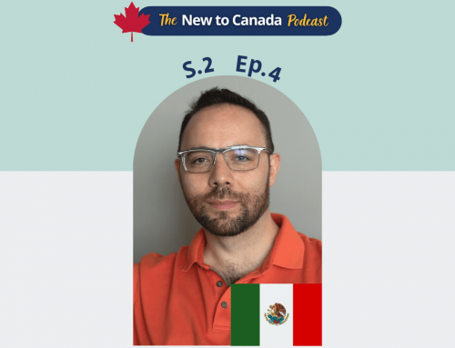 S 2 Ep 4 – Comfort Zone | Oscar from Mexico