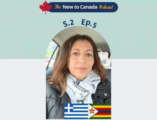 S 2 Ep 5 – Optimistic Expat | Eleni from Zimbabwe + Greece