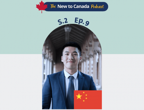 S 2 Ep 9 – Canadian Culture | Ryan from China