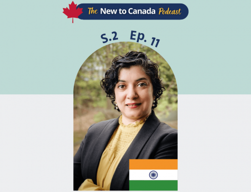 S 2 Ep 11 – Finding a Job in Canada | Sharvari from India