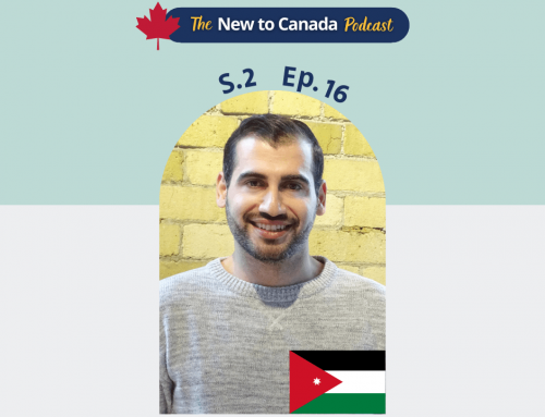 S 2 Ep 16 – Employability in Canada | Fares from Jordan