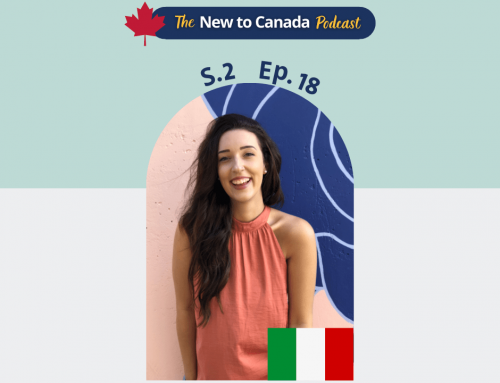 S 2 Ep 18 – Conquering Fear | Carlotta from Italy