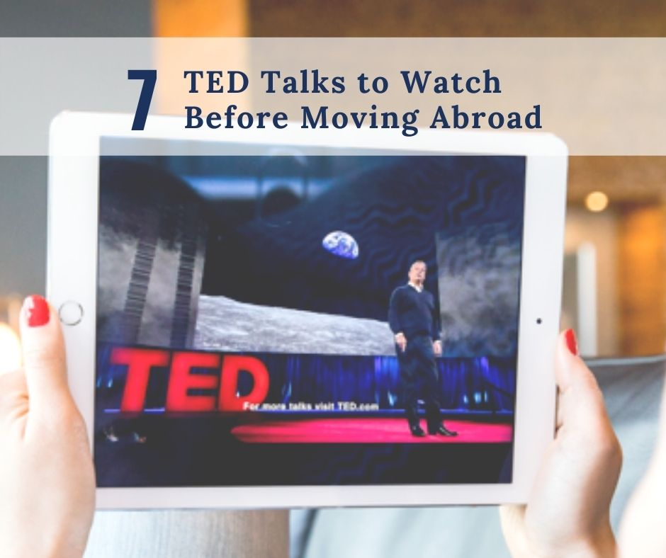 Blog Featured - Ted Talks